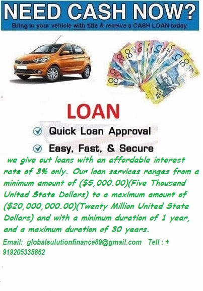 Are you looking for a cash to enlarge your loan